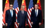 Commerce: brefs pourparlers Chine-États-Unis à Shanghai