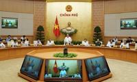 Les conclusions du Premier ministre lors de la réunion gouvernementale du jeudi 1er août
