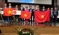 Le Vietnam primé aux Olympiades internationales d'astronomie et d'astrophysique 2019