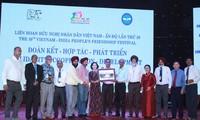 Festival d'amitié des peuples Vietnam-Inde