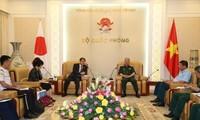 Renforcement de la collaboration Vietnam-Japon dans le règlement des conséquences de guerre