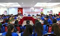 La jeunesse communiste met en oeuvre le Testament du Président Hô Chi Minh