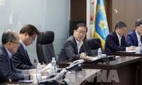 Tirs nord-coréens : le NSC fait part de ses «fortes préoccupations»