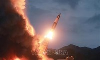 RPDC: Pyongyang propose la reprise du dialogue et tire deux «projectiles»