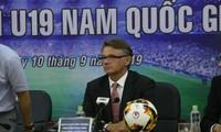 Football : Philippe Trousier devient sélectionneur de l'équipe vietnamienne des moins de 19 ans
