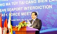 Conférence ministérielle sur la lutte contre la criminalité transnationale liée aux stupéfiants