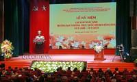 Célébration du 130e anniversaire de Bui Bang Doan, ancien président de l'Assemblée nationale