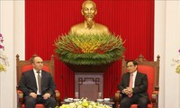 Vice-Premier ministre biélorusse : Vietnam, un partenaire fiable