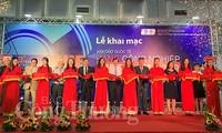 Ouverture de la Foire internationale de l'Industrie du Vietnam 2019