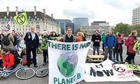 Extinction Rebellion: 400 scientifiques soutiennent la campagne de désobéissance civile des activistes du climat