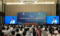 Ouverture du forum des coopératives 2019