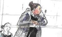 Attentat raté de Notre-Dame: 25 et 30 ans de prison pour les deux principales accusées