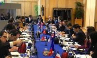 6e Dialogue à haut niveau Vietnam-France en économie