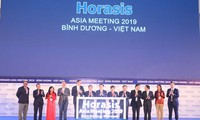 Binh Duong: ouverture du forum de coopération économique Horasis 2019