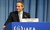Le diplomate argentin Grossi nouveau chef de l'AIEA