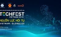 Ouverture de la Techfest Vietnam 2019