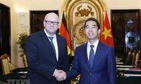 Réunion du groupe de direction stratégique Vietnam-Allemagne