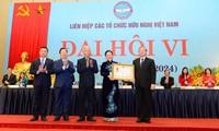L'Union des organisations d'amitié du Vietnam valorise la diplomatie populaire