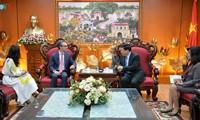 Voix du Vietnam - délégation de l'Union européenne: pour plus de coopération