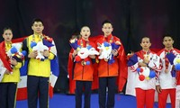SEA Games 30: le Vietnam décroche 14 nouvelles médailles d'or