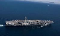 """La présence militaire américaine dans le Golfe provoque des """"catastrophes"""", selon l'Iran"""