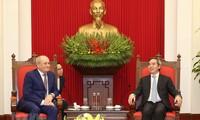 Gazprom reste un partenaire important du Vietnam