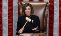 Destitution: Nancy Pelosi bloque le procès de Donald Trump au Sénat