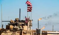Des militaires américains ont quitté deux bases en Syrie pour l'Irak, selon Sana