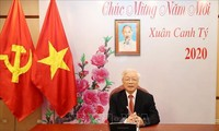 Conversation téléphonique Nguyên Phu Trong - Xi Jinping