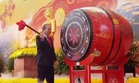 Le vice-PM Truong Hoa Binh à la fête de la pagode Bai Dinh