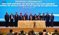 Les entreprises vietnamiennes face aux opportunités des accords commerciaux UE-Vietnam