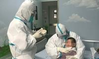 Covid-19: le bébé de trois mois pourra bientôt quitter l'hôpital