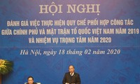 Nguyên Xuân Phuc: Valoriser et consolider le bloc de grande union nationale