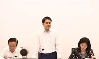 Covid-19: Hanoi face à la nécessité de restructurer son économie
