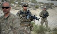 L'armée américaine commence à se retirer d'Afghanistan