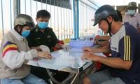 Covid-19 : Les Vietnamiens sont invités à déclarer leur état de santé