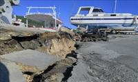 Un puissant séisme à l'ouest de la Grèce