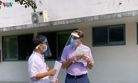 Covid-19 : un patient à Thua Thiên-Huê est sorti de l'hôpital