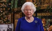 Covid-19: la reine Elizabeth II appelle les Britanniques à l'unité