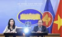 Conférence de presse du ministère des Affaires étrangères du 9 avril