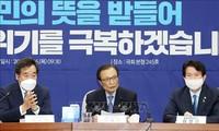 République de Corée : le parti au pouvoir remporte une victoire écrasante aux législatives