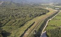 Séoul veut accélérer le projet de construction ferroviaire intercoréen