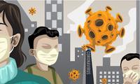 Nouveau bilan de l'épidémie de Covid-19 dans le monde