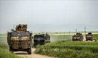 Syrie: les troupes turques et russes effectuent leur huitième patrouille conjointe à Idlib