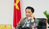 Covid-19: le secrétaire général de l'ASEAN apprécie les aides du gouvernement vietnamien