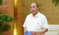 Nguyên Xuân Phuc: la relance économique est impérative