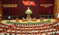 Ouverture du 12e plénum du Comité central du Parti communiste vietnamien