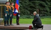 Victoire de 1945: Moscou accuse Washington de minimiser son rôle