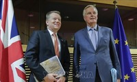 Le Royaume-Uni et l'UE poursuivent les négociations sur l'accord commercial post-Brexit