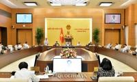 28e session de la commission juridique de l'Assemblée nationale